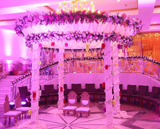 banquet halls in south delhi for engagement