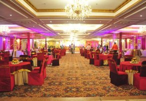 Party halls in south delhi